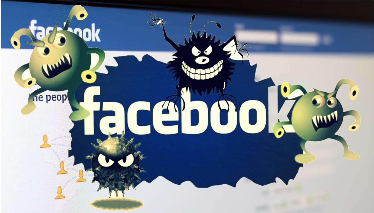 Virus su Facebook via chat , come difendersi