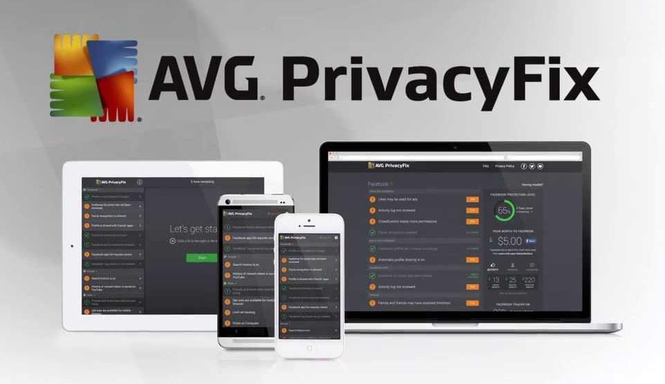 Privacy online al sicuro con AVG PrivacyFix
