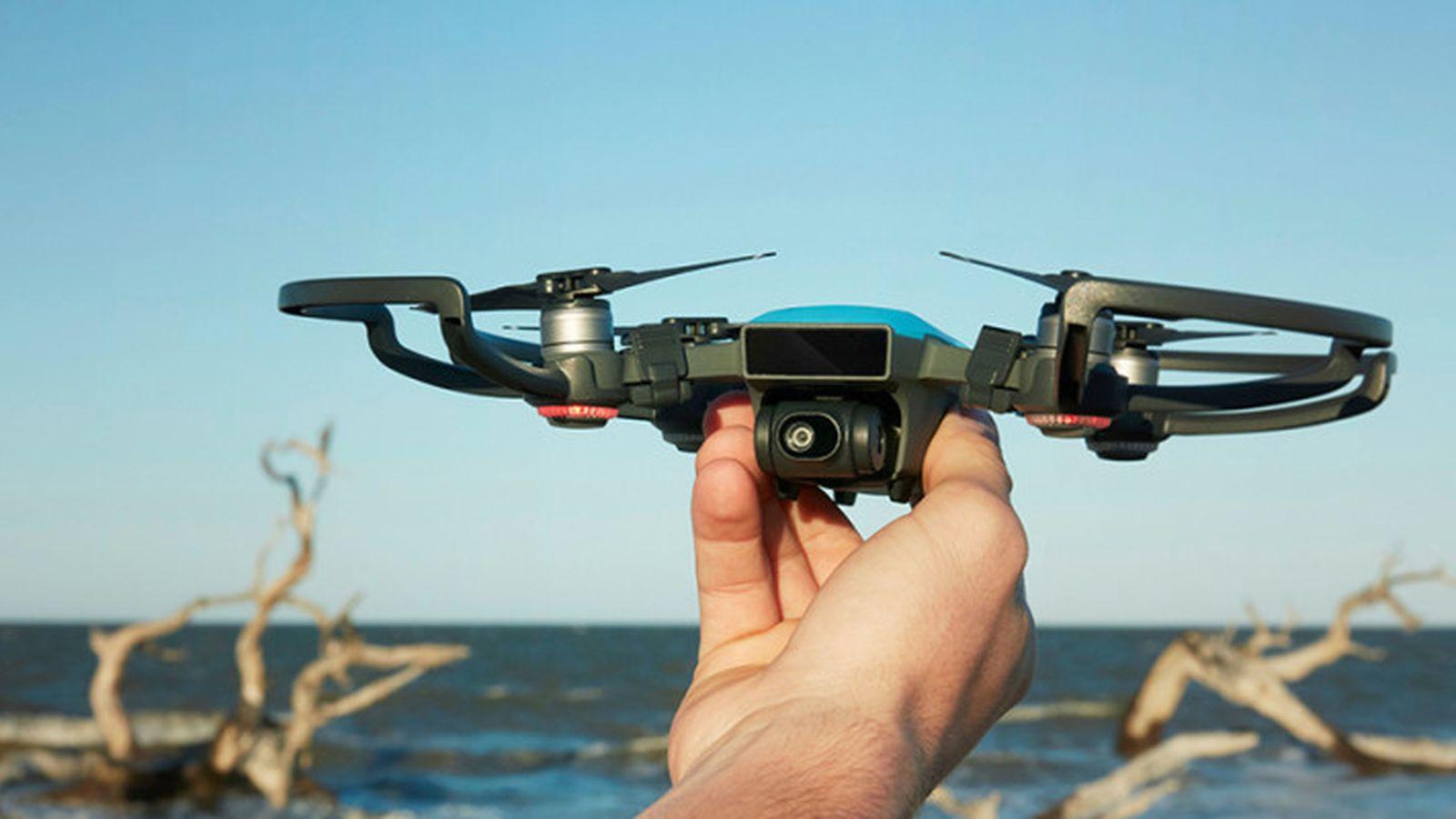 Il Drone che scatta i Selfie