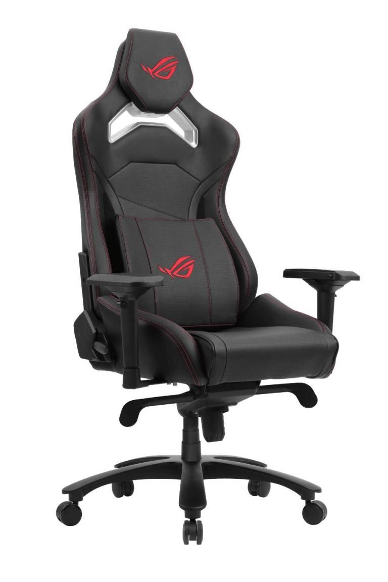 Arriva in Italia la sedia da gaming Asus ROG Chariot Core