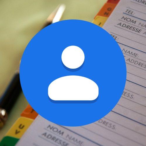 Come usare Contatti Google su Android