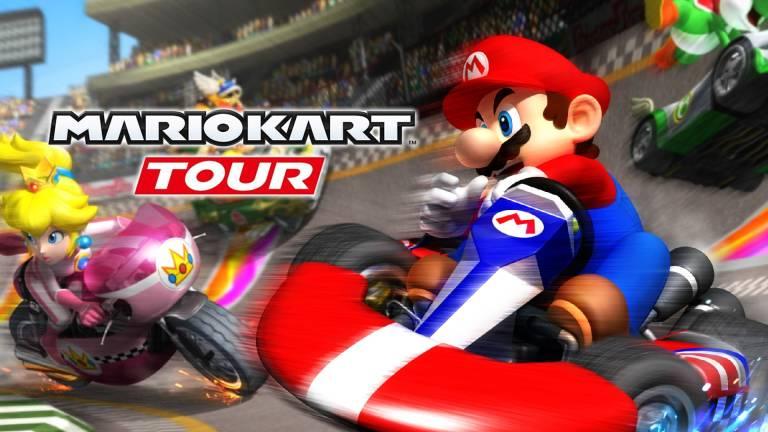 Mario Kart Tour: al via il secondo test beta