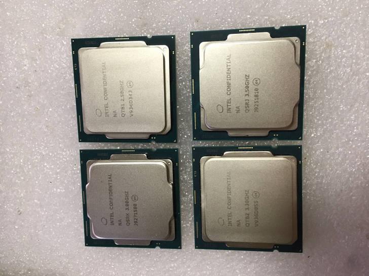 Comet Lake-S, svelati altri dettagli delle nuove CPU Intel