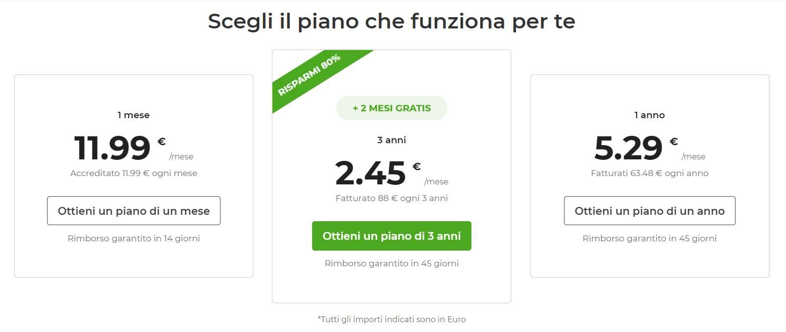 CyberGhost VPN: 3 anni a 2,45€ al mese più due mesi gratis