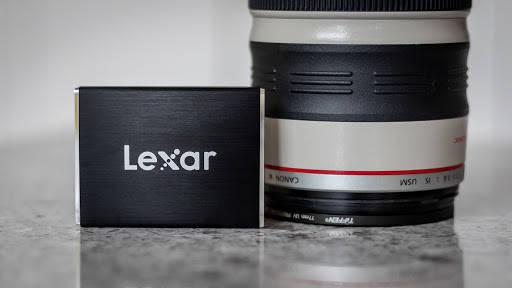 Nuovo SSD portatile per professionisti da Lexar