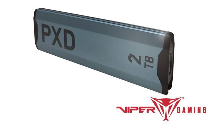 Patriot mostrerà un SSD M.2 esterno per console al PAX EAST