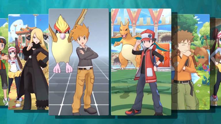 Pokémon Masters: sta per essere aggiunto un iconico allenatore