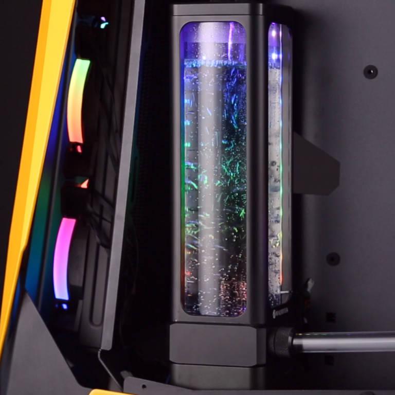 Raijintek Antila D5 EVO RBW, nuova pompa RGB per il custom loop