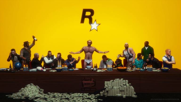Rockstar Games: Take-Two si ritiene ottimista per il futuro dello studio