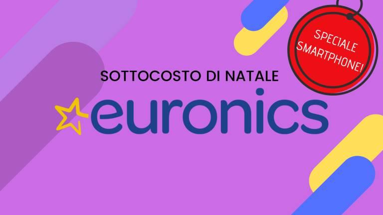 Smartphone scontati fino al 30% e licenza Office 365 a metà prezzo su Euronics