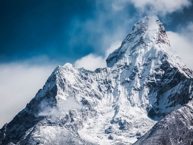 Trovate all'interno di un ghiacciaio sostanze risalenti alla rivoluzione industriale