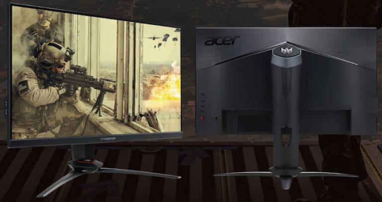 Acer presenta due nuovi monitor Predator: Full HD, 240Hz e 0,5ms