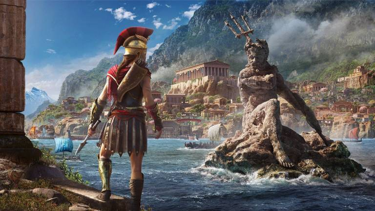 Assassin's Creed Odyssey: presto una patch dedicata ad Ezio Auditore