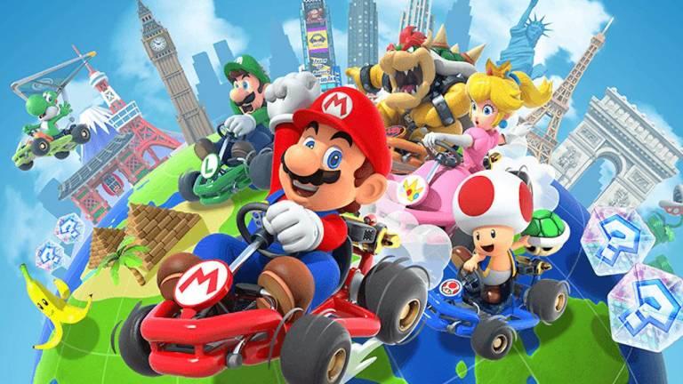 Mario Kart Tour: data di uscita del multiplayer svelata