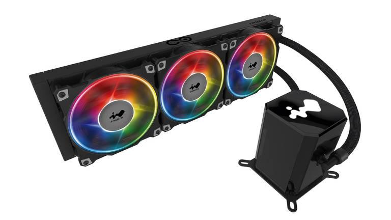 Nuova serie SR di InWin: raffreddamento della CPU in soluzioni AIO