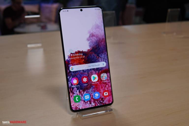 Samsung Galaxy S10+ ha sconfitto Galaxy S20+ in un confronto