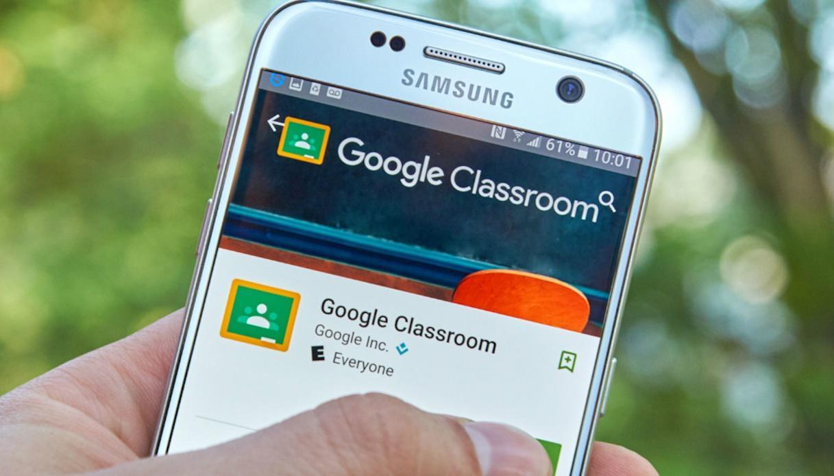 Google Classroom: cos'è e come utilizzarlo