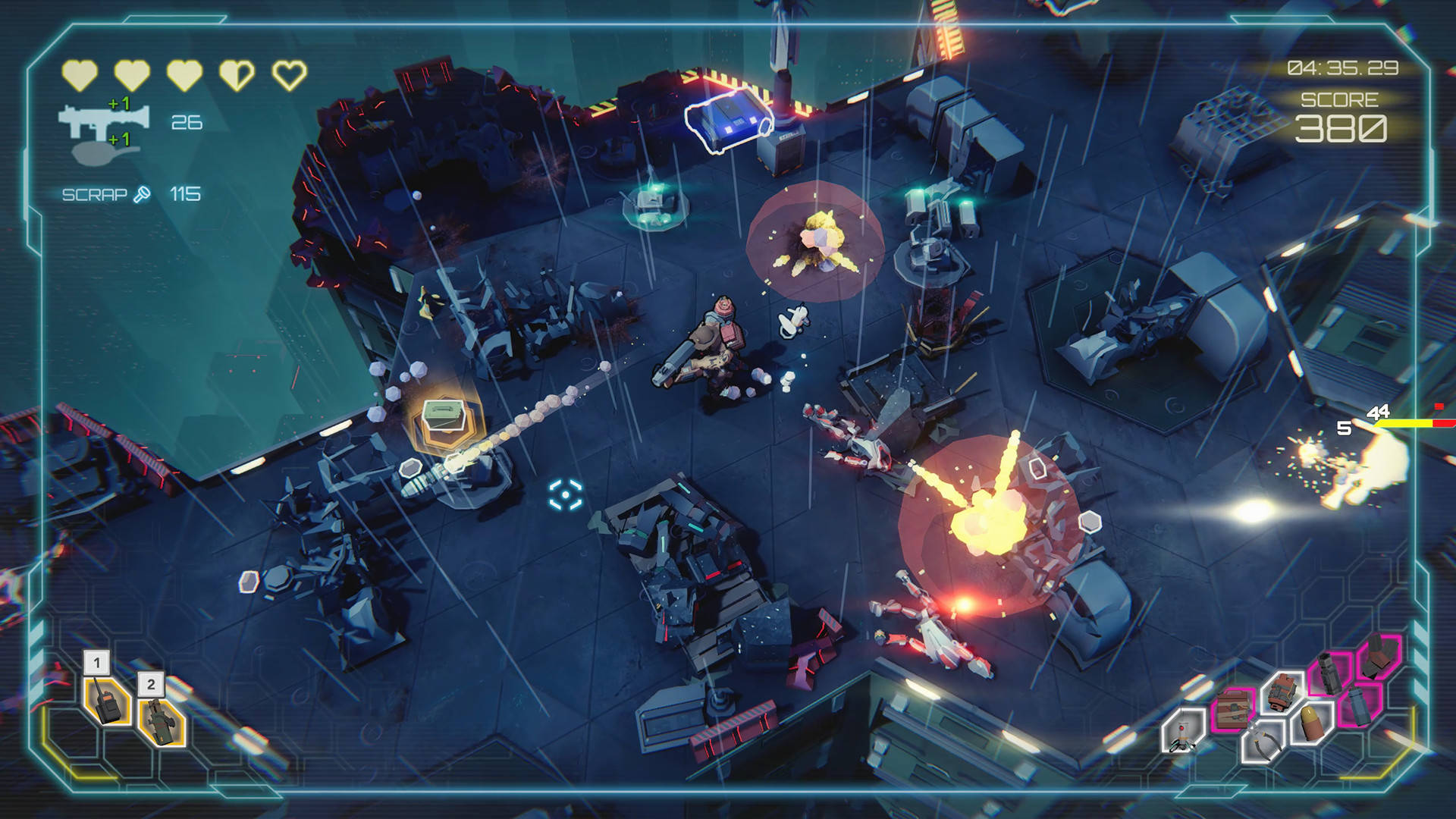 Danger Scavenger | Recensione: tra top down shooter e roguelike