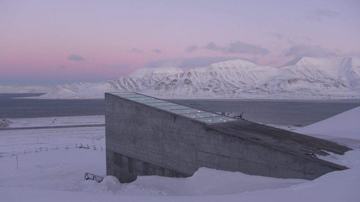 Al Polo Nord apre l'arca dei software dell'umanità