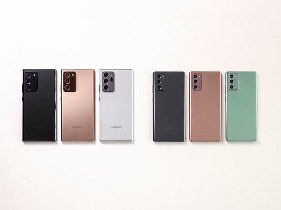 Galaxy Note20, ecco il nuovo smartphone di punta di Samsung