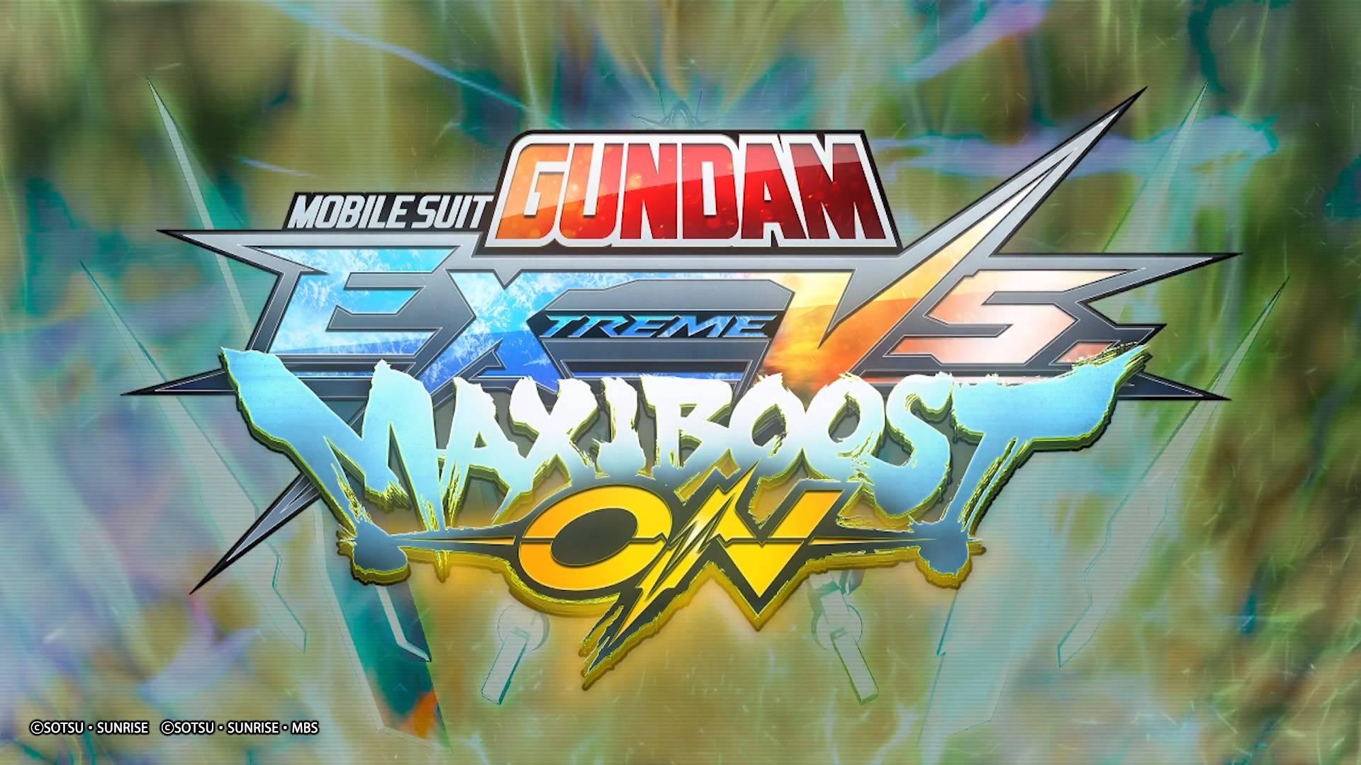 Mobile Suit Gundam Extreme VS. Maxiboost ON