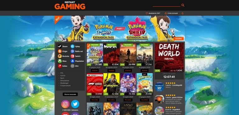 Instant Gaming, tutto quello che c'è da sapere, conoscevate già tutto?