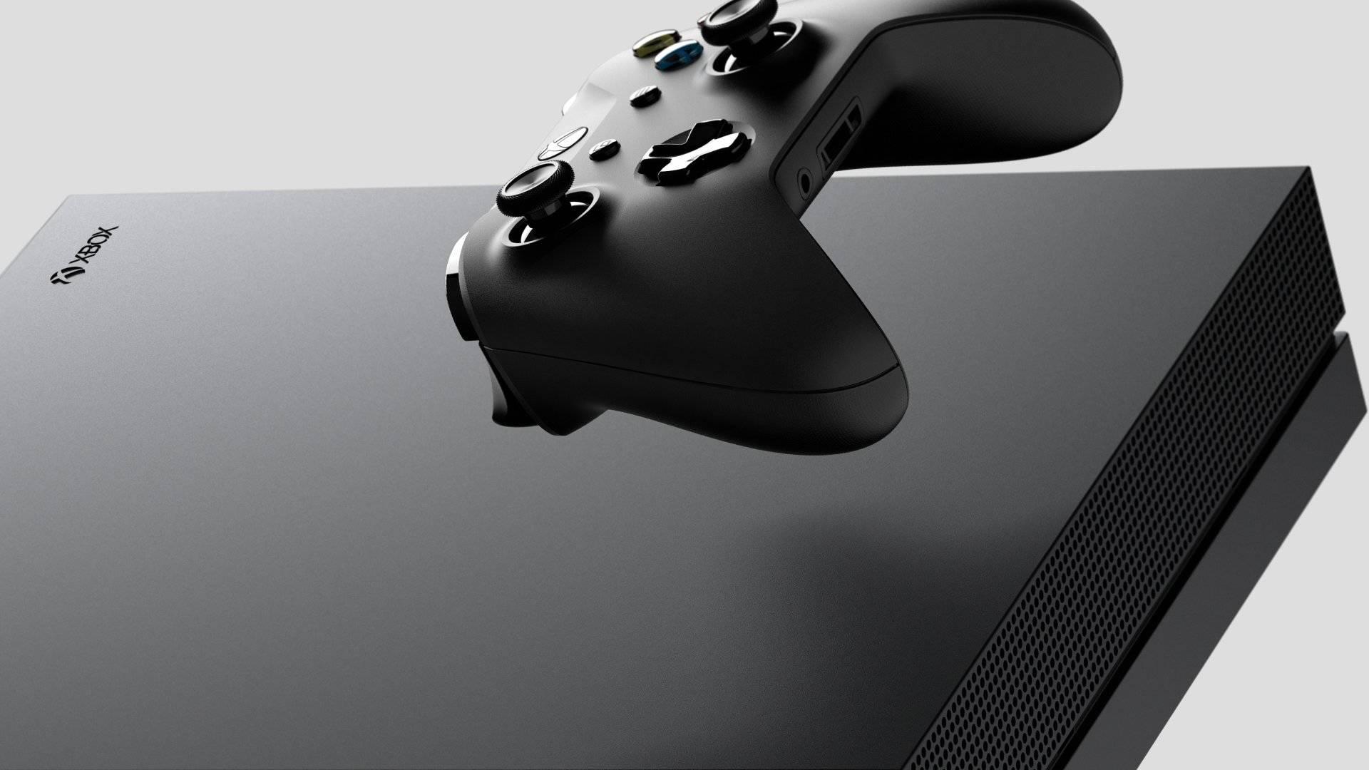 Xbox One - Console 0001