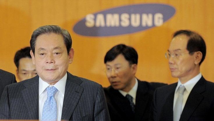 Addio a Lee Kun-hee, l'uomo che rese Samsung un colosso planetario