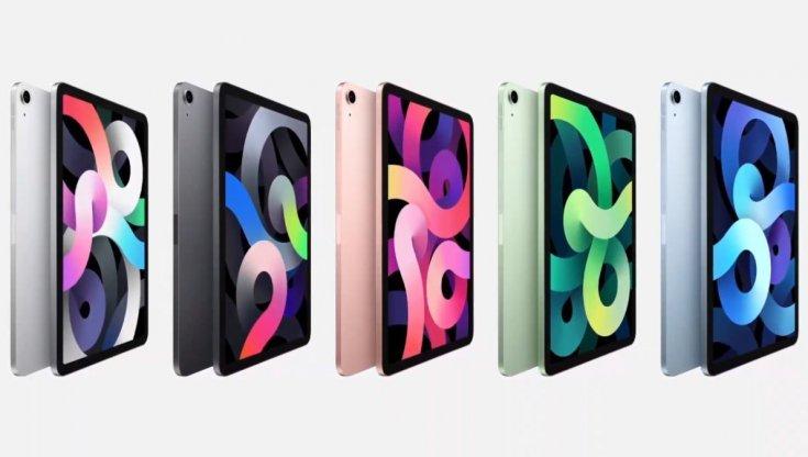 """Ecco iPad Air 2020: potenza e leggerezza per un un tablet """"Prosumer"""""""