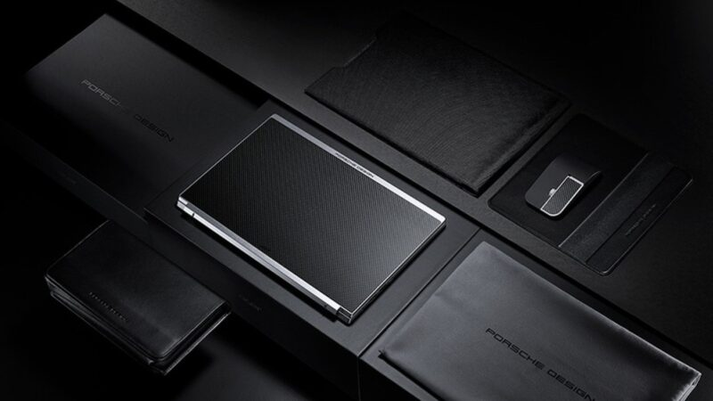 Laptop, ecco il Porsche Design Acer Book RS