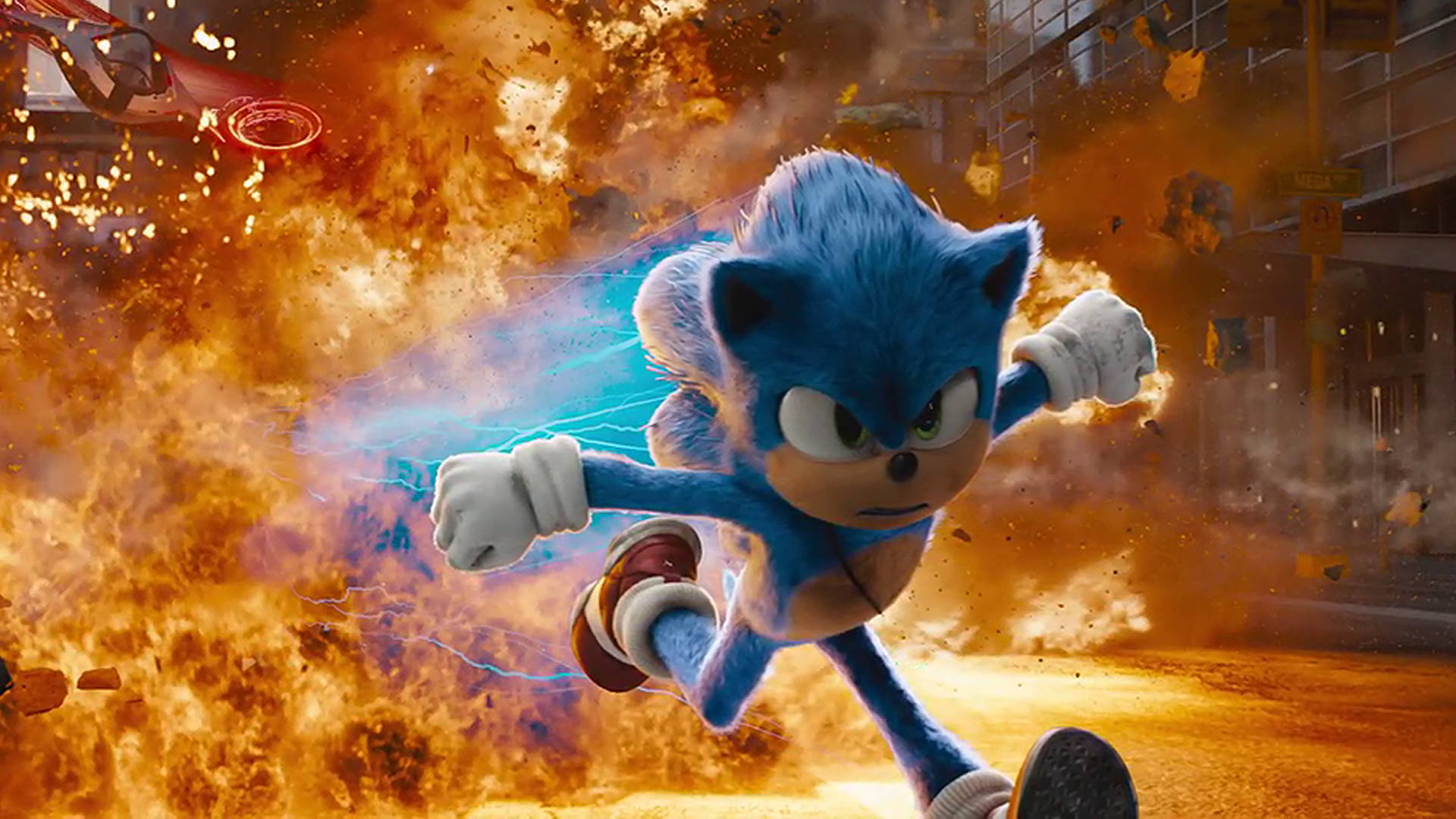 Sonic - Il Film Blu-Ray