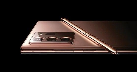 Samsung Note 20 Ultra 5G, smartphone top per chi lavora o studia. Ma non solo
