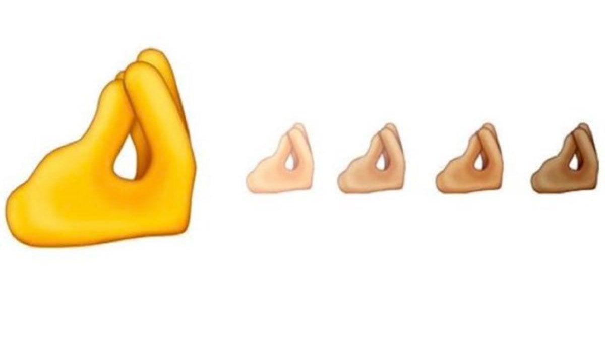 """Su Iphone l'emoji più italiana: """"Ma che vuoi?"""""""