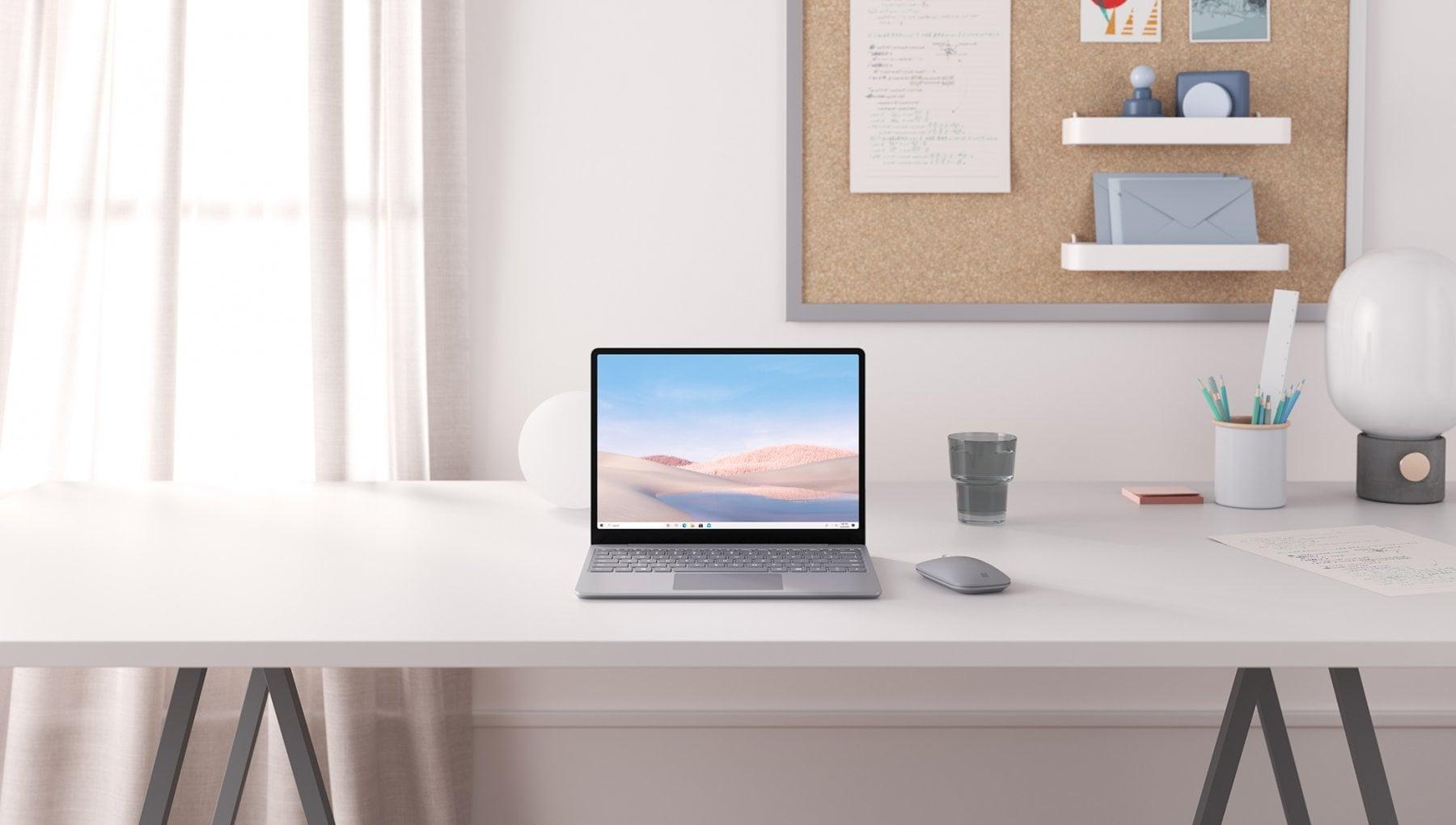 Surface Laptop Go, un piccolo grande notebook per tutti gli usi