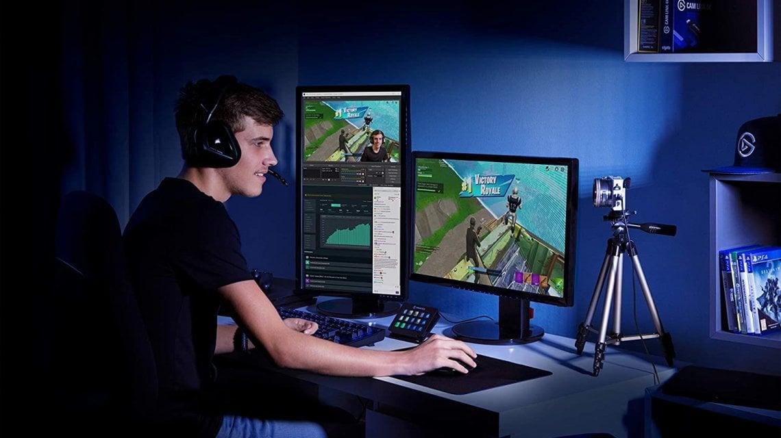 Elgato: Stream Deck, CamLink 4K e Key Light. E la stanza del gamer diventa uno studio per lo streaming