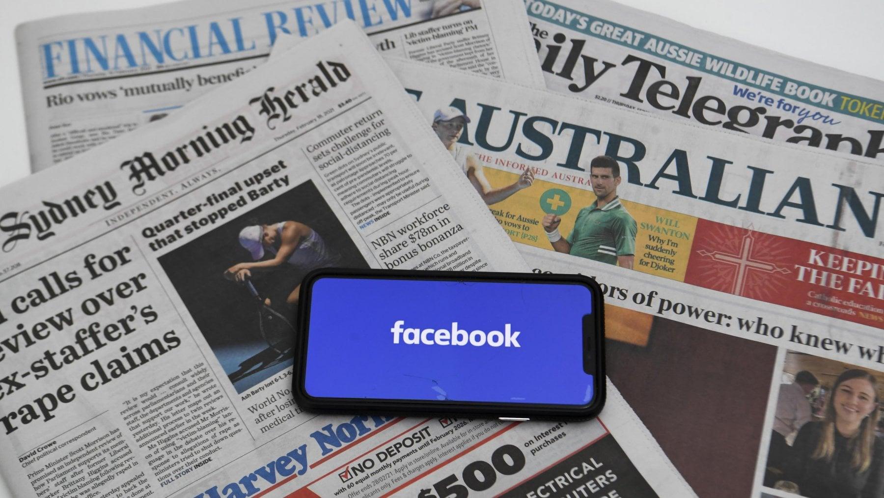 Facebook annuncia: un miliardo per le news nei prossimi tre anni. I dettagli dell'accordo con l'Australia