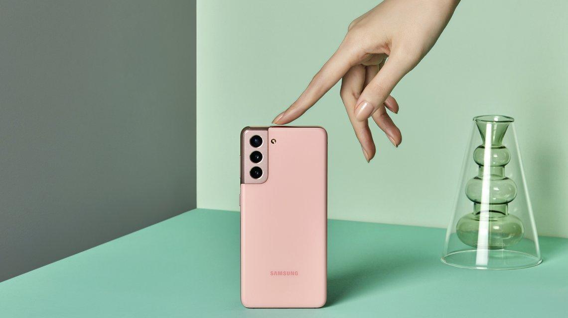 Samsung Galaxy S21, smartphone leggero e affidabile