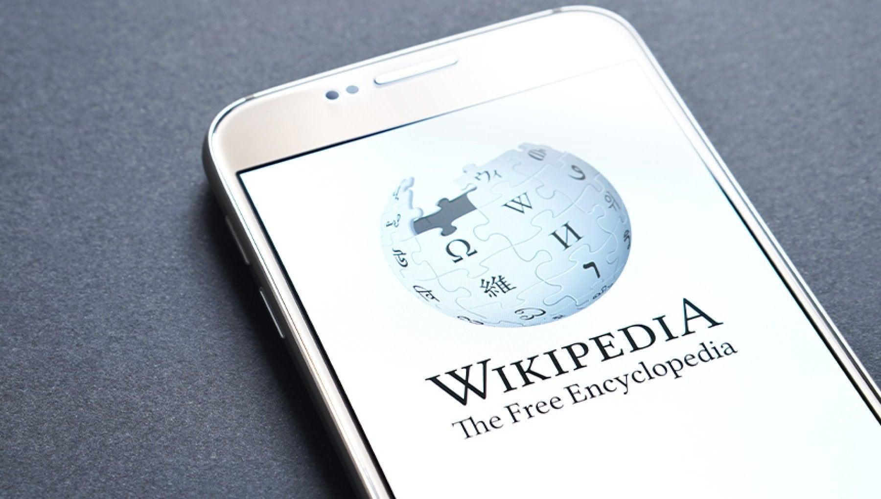La nuova frontiera di Wikipedia, contenuti a pagamento? Sì, ma solo per i colossi del web