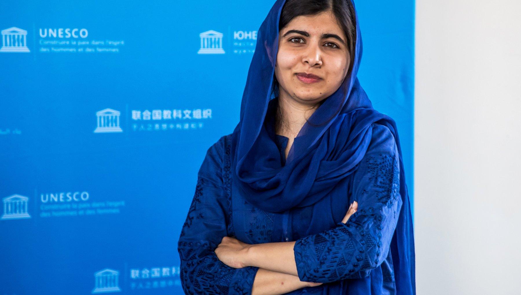 """Partnership tra Malala e AppleTv+ per produrre fiction, commedie, documentari e cartoni animati: """"Uno stimolo per tutti"""""""