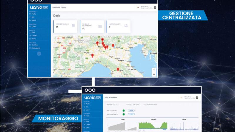 Nuove tecnologie a supporto delle aziende: Uania presenta la piattaforma UaniaDesk