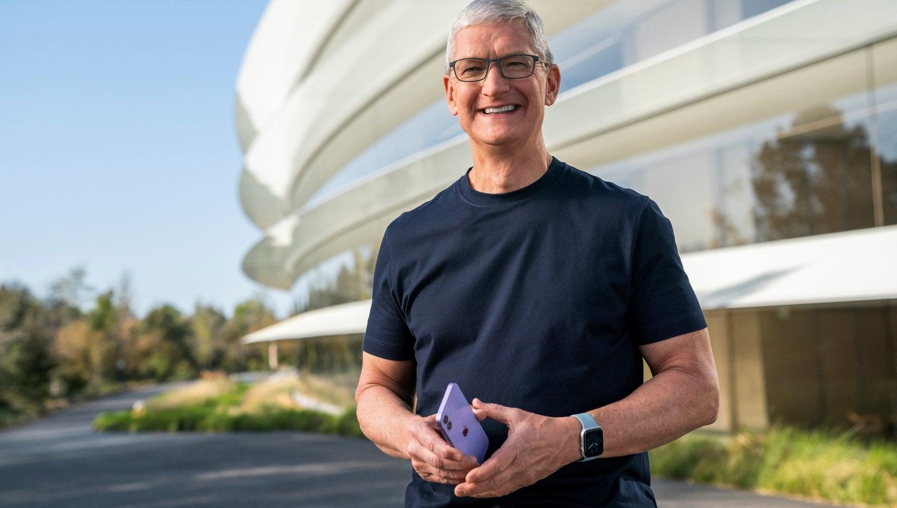 La Apple di Tim Cook tra visione e innovazione