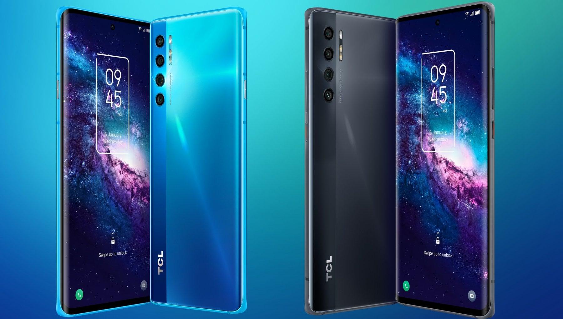 Smartphone TCL Serie 20, quando la tecnologia è per tutti