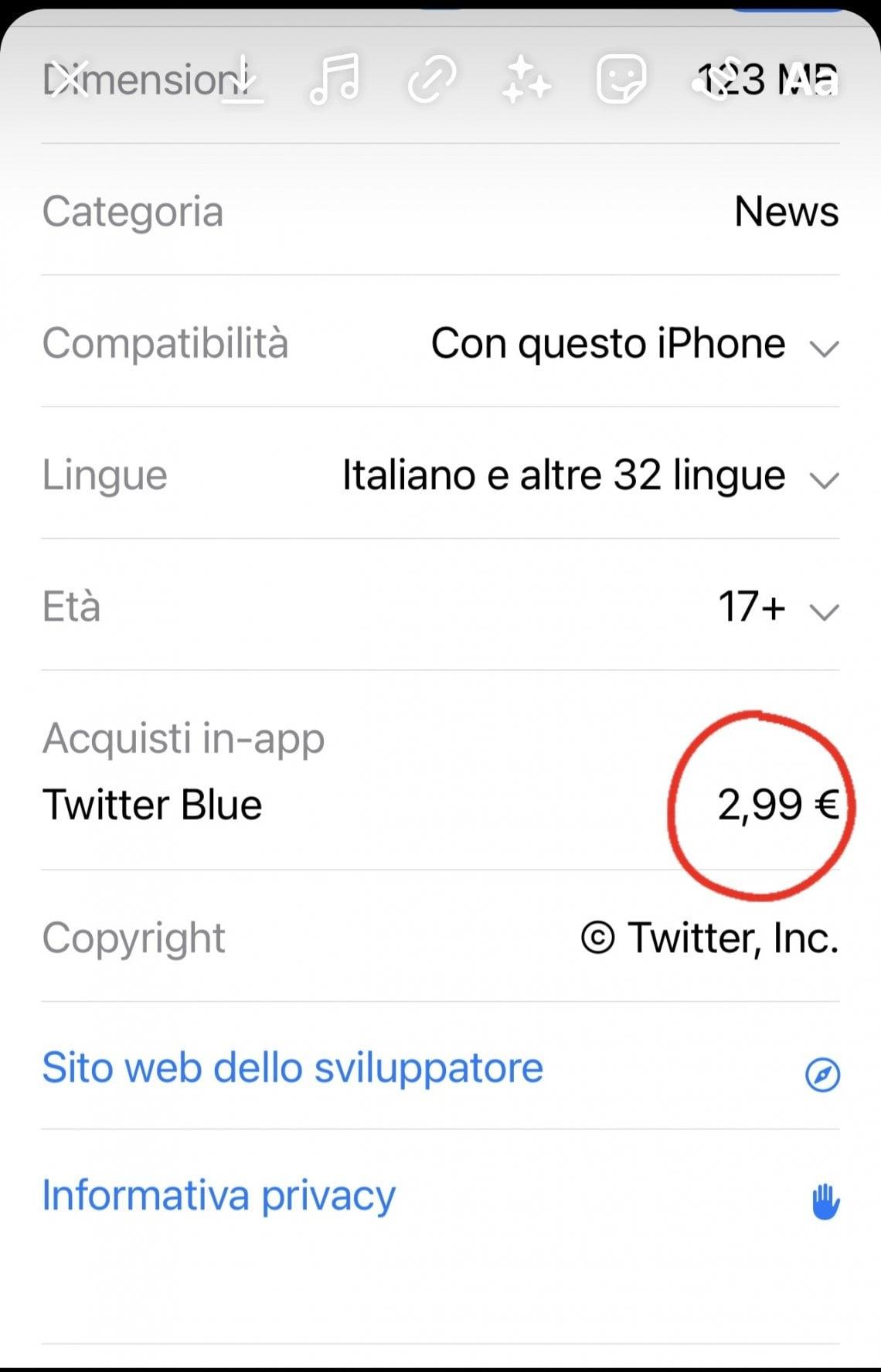 Pronta la versione premium di Twitter: pagando sarà possibile correggere i tweet