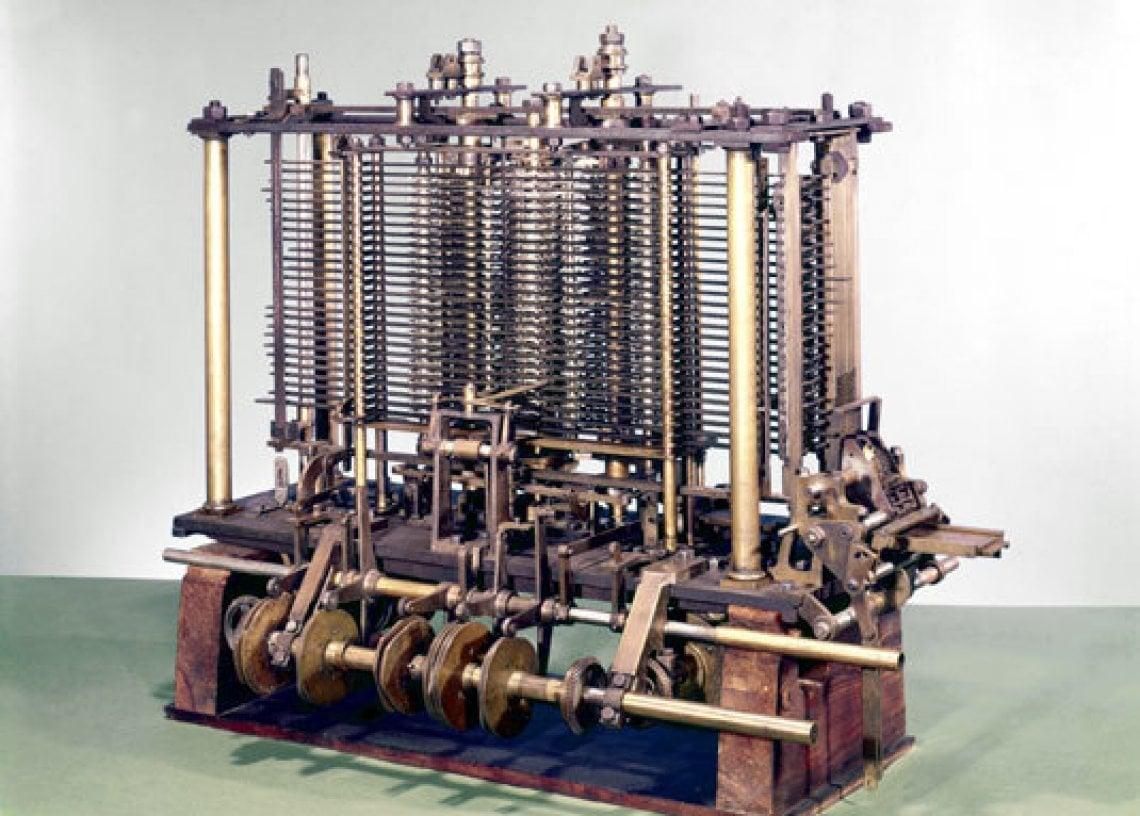 Lovelace incontra Babbage, storia del primo computer che non fu