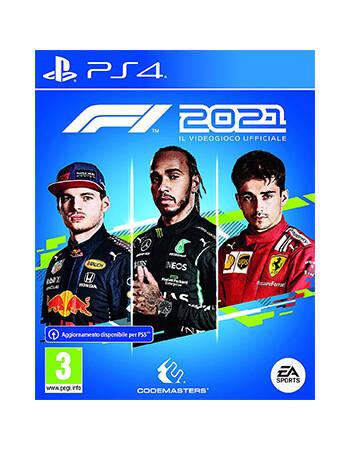 F1 2021 PS4 Verticale